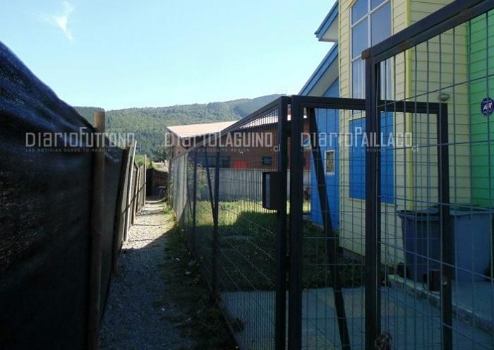 Lector denuncia poca seguridad en acceso al jard n for Cascanueces jardin infantil