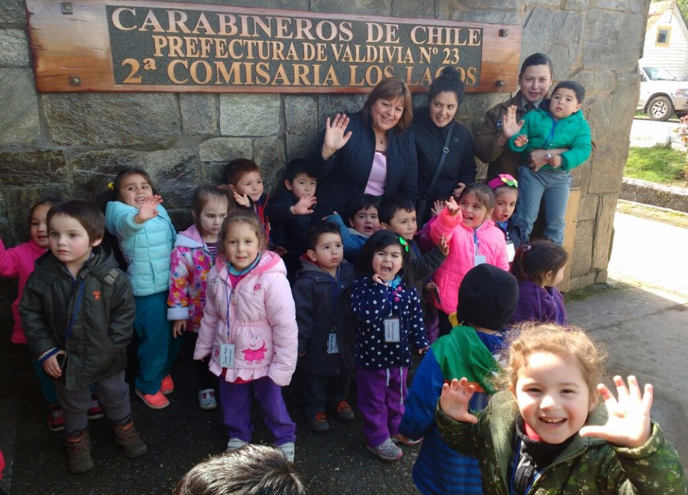 Operativo sorpresa 20 preescolares conocieron nuevos for Cascanueces jardin infantil medellin